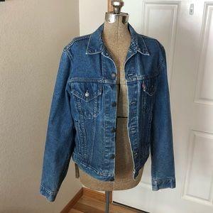 Vintage 80s 90s Levi Denim Jacket 71506 0216